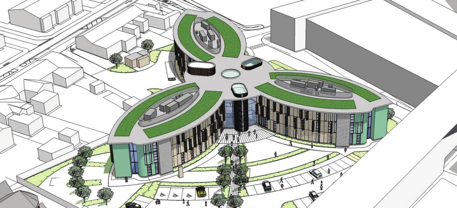 hospital designing consultants saudi arabia hospital design concepts. Black Bedroom Furniture Sets. Home Design Ideas